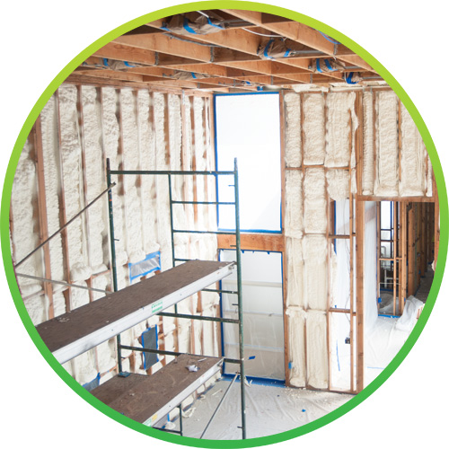 Interior Spray Foam Insulation