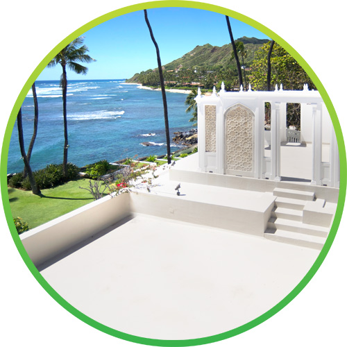 Lanai Waterproofing